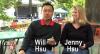 Photo: Will and Jenny Hsu