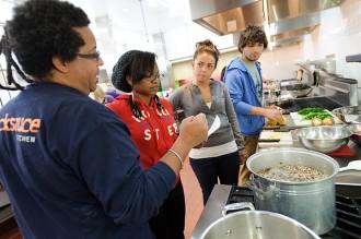 Photo: FIGs food class