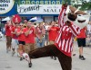 Photo: Bucky at the State Fair