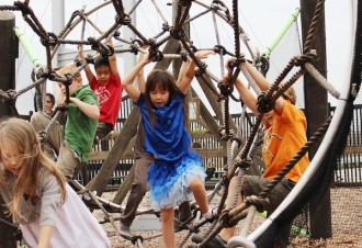 Photo: Carbon playground