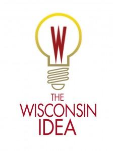 Graphic: Wisconsin Idea logo