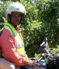 Kenya motorbike