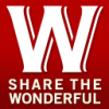 age: Share the Wonderful logo