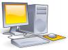 Graphic: desktop computer