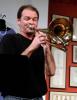 Photo: trombone player