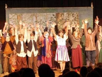 Photo: Waisman Center Children's Theatre performance