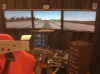 Photo: Flight sim