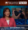 Screen Image: NBC News Chief Medical Editor Nancy Snyderman