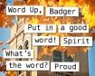 STW words