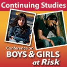 boys and girls at risk