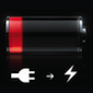 Battery life indicator