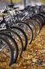 Photo: Bicycle rack