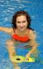 Photo: Woman in swimming pool
