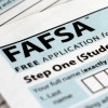 Photo: FAFSA form