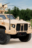 Photo: Oshkosh Corp. military vehicle