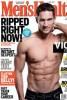 Photo: Cover of Men's Health magazine