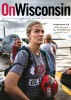 Photo: Cover of On Wisconsin magazine