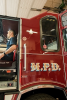 Photo: Cab of fire engine