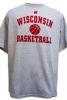 Photo: Wisconsin basketball T-shirt
