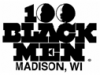 Illustration: 100 Black Men logo
