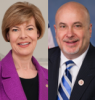 Photo: Tammy Baldwin and Mark Pocan