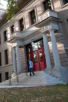 Photo: Education Building
