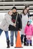 Photo: Participant in Ojibwe Winter Games