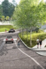 Illustration: Proposal for Charter Street-Linden Drive intersection
