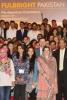 Photo: Pakistani Fulbright scholars