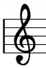 Image: g clef