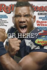 Photo: Russell Wilson Rolling Stone cover