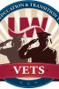 Graphic: Student veterans logo