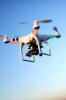 Photo: Drone in flight
