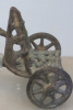 Photo: Ancient toy chariot