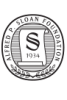 Graphic: Sloan Foundation logo