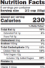 Graphic: Nutrition Facts label